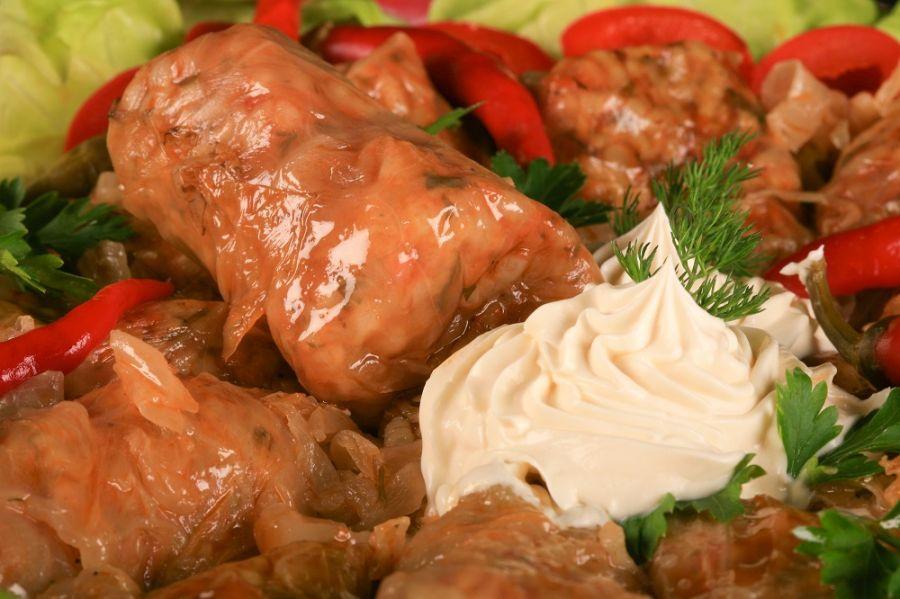 La comida típica rumana ofrece un sinfín de platos.