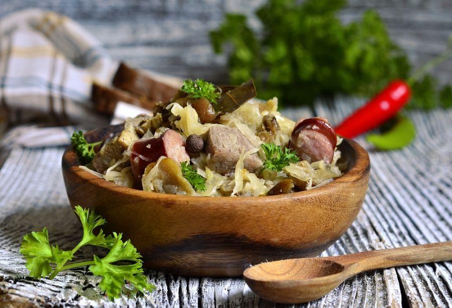 Comida típica de Polonia