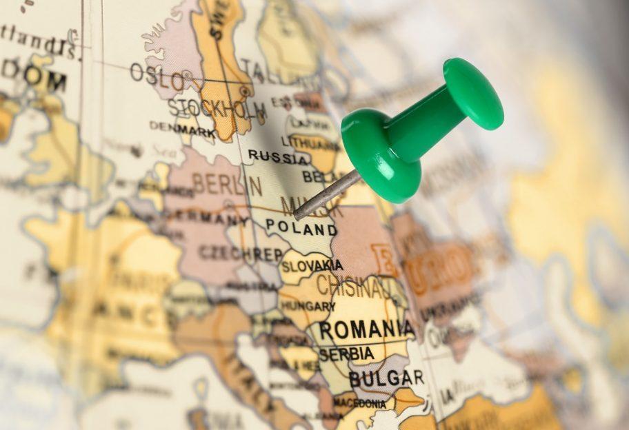 Enlazar las dos ciudades más famosas de Polonia
