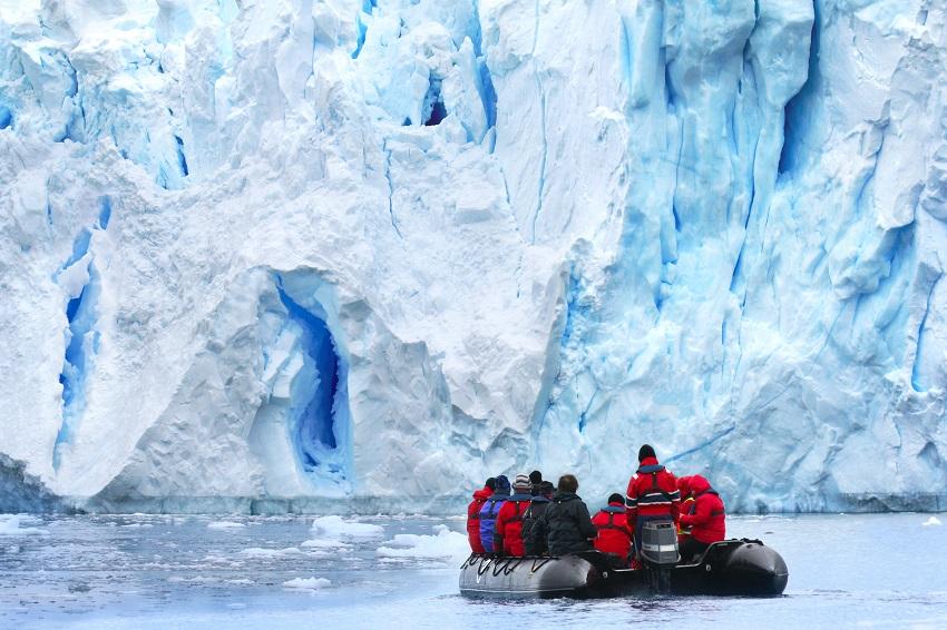 Te contamos cómo viajar a la Antártida